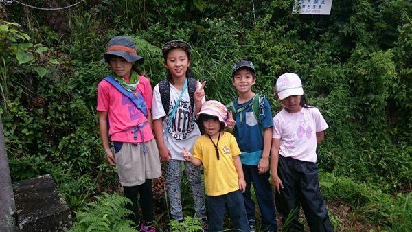 かけっこ教室ハイキングイベント終了!