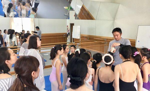 M'sクラシックバレエ教室解剖学セミナー