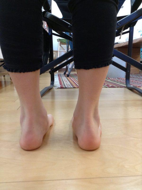 《バレエ小3》インソールで足が小さくなる?