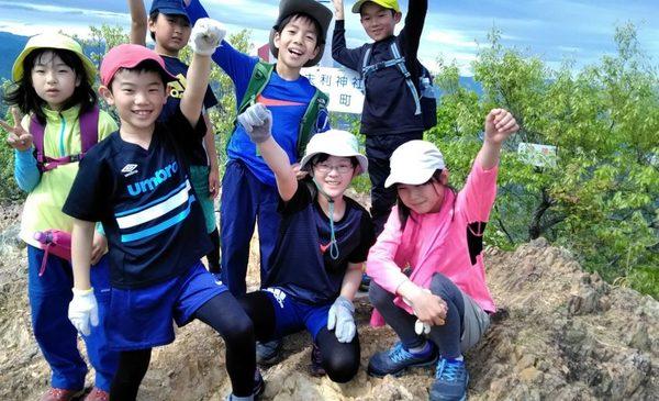 大小山ハイキング4/15(越谷ベイスかけっこ教室課外イベント)
