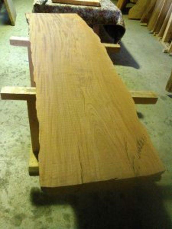 木の店木楽で一枚板のオーダー