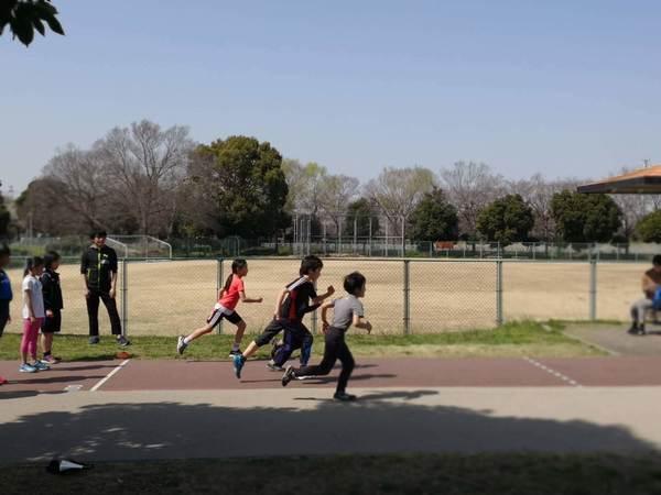 小学生徒競走対策ざっくりとアドバイスします